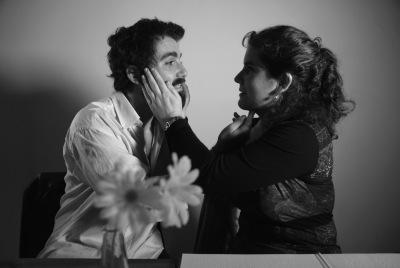 Els actors d'Anònim venecià.